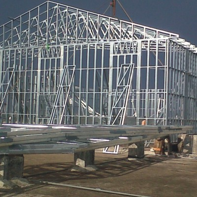 Light Gauge Steel Frame Buildings