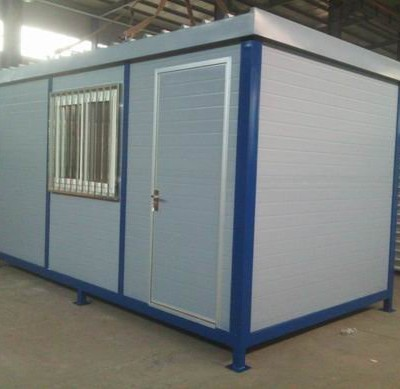 Sandwich-Panel-Containers